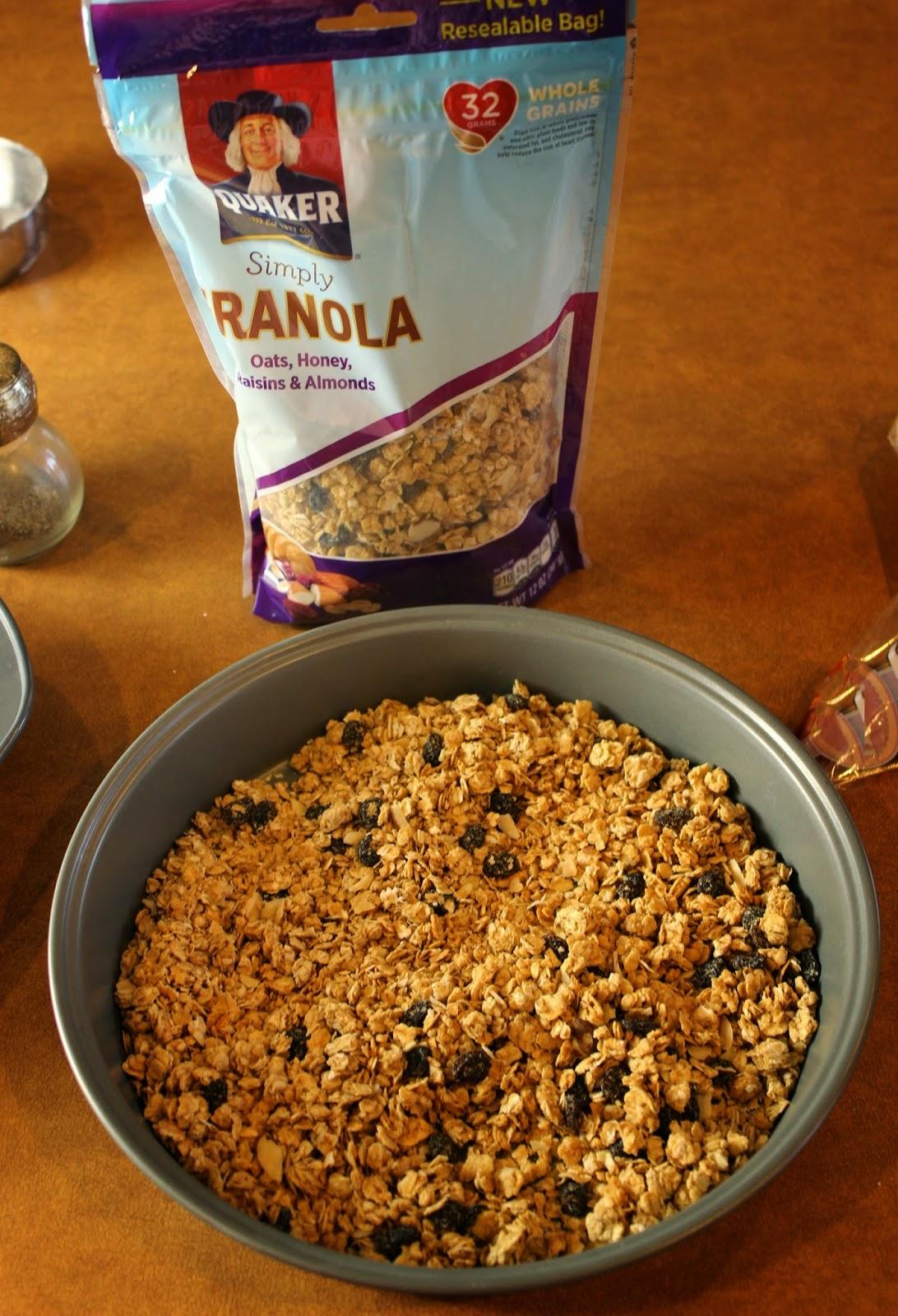 Granola-Crusted Chicken Tenders: Easy Dinner Idea