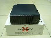 B18-INVEREX AMPLIFIER POWER BACK UP