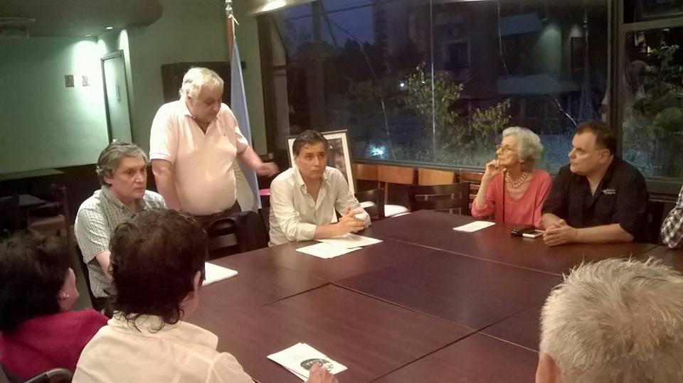 """MANUEL BELGRANO, estadista, la vigencia de su pensamiento"""" Confitería """"La Quintana (08/04/17)"""