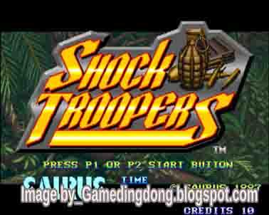 shock troopers game dingdong petualangan ini adalah game terbaik ...
