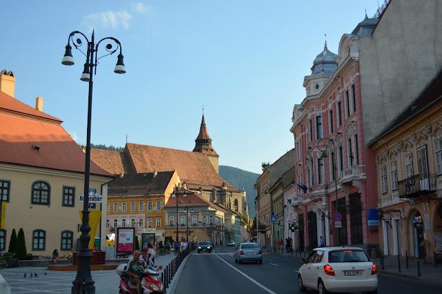 Брашов Румыния, что посмотреть на выходных в Румынии