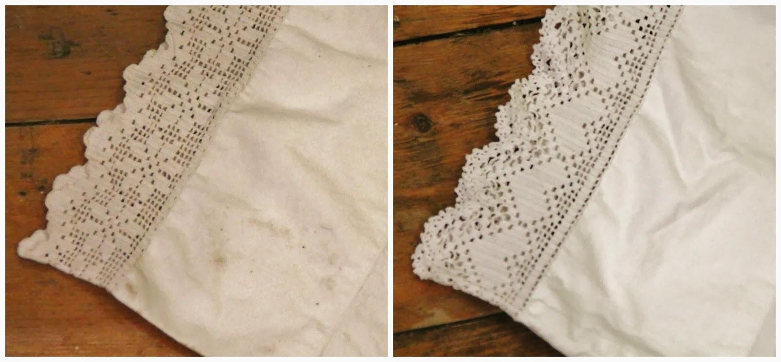 Rit Dye DIY via Knick of Time & Pottery Barn Inspired Pillow Shams - Knick of Time pillowsntoast.com