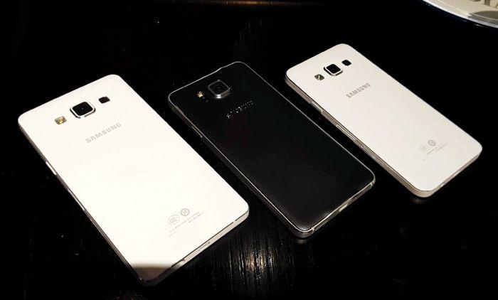 Desain Samsung Galaxy A7