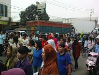 Aksi Buruh Nasional 3 Oktober 2012