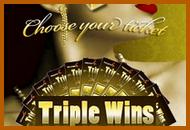 Triple Wins Scratch