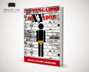 EL VENGADOR FOXYADOR E-BOOK DIGITAL LUHU EDITORIAL