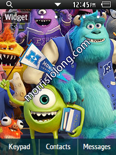 Themes for a Phone - Corby 2 Theme Monster University Theme border=