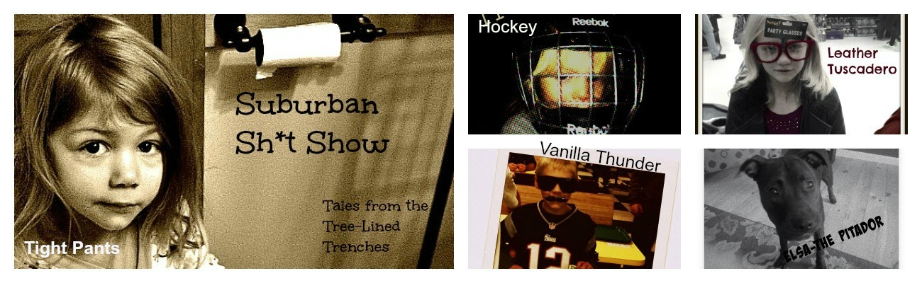 Suburban Sh*t Show: Tales from the Tree-Lined Trenches