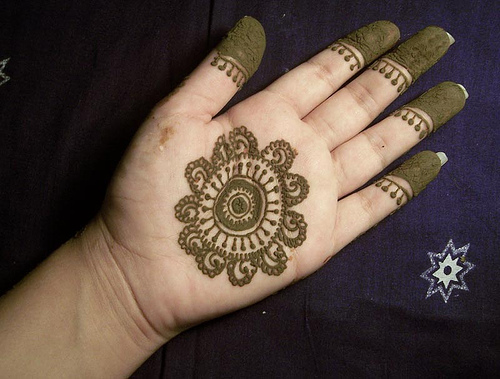Mehndi Designs Simple Amp Easy Mehndi Design For Kids
