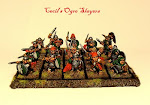 Completed Halfling Units  CECIL'S OGRE SLAYERS