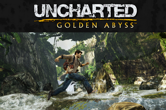 Uncharted : Golden Abyss (PS Vita)