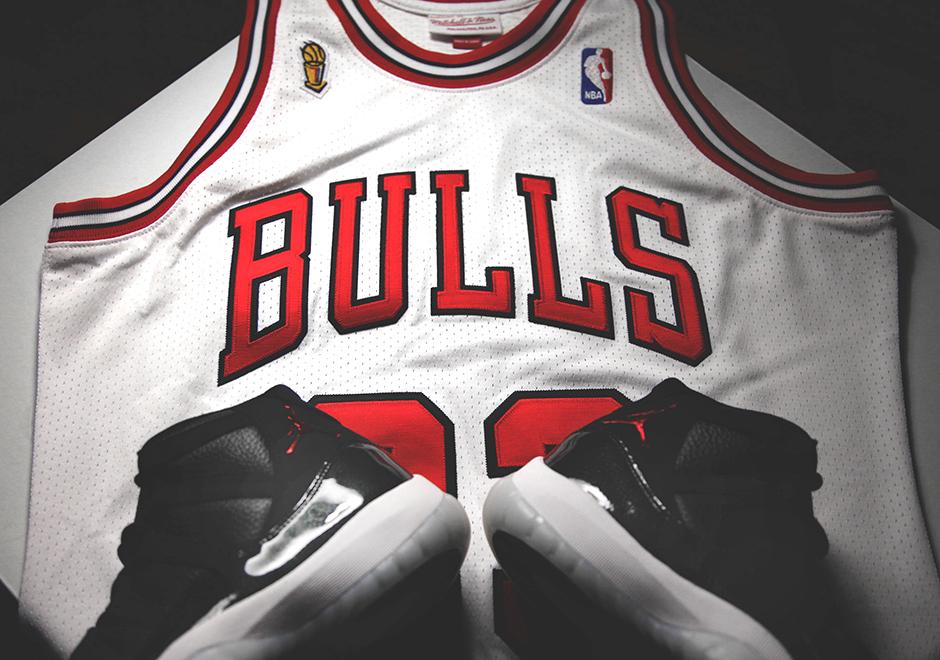 nike air max 1 noir et blanc - Nike Air Jordan 11 72-10 | Basket4ballers - Le Blog
