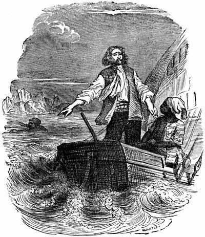 the relationship between fathers and sons in daniel defoes novel robinson crusoe Daniel defoe's novel is, at its core, the spiritual autobiography of one man: robinson crusoe, mariner of york he is first rebellious, then atones for his sins, and then converts himself.