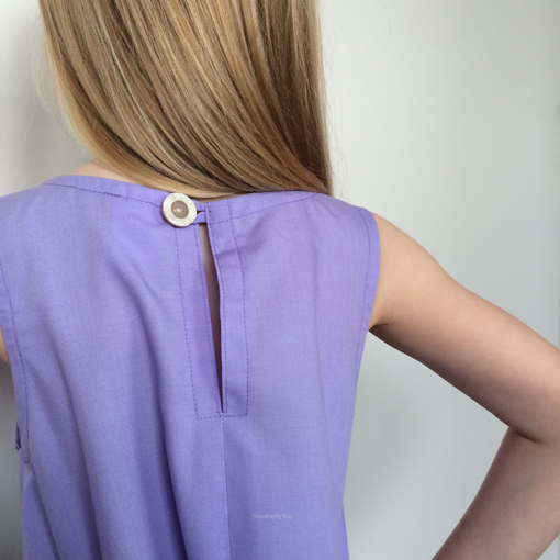 Charlie Dress by Minog & Grace... Pattern Review  ~ Threading My Way