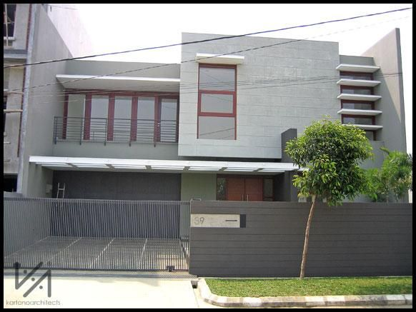 Model Rumah Minimalis: Gambar Rumah Minimalis Modern