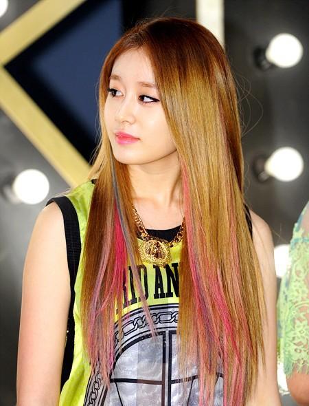 Jiyeon profile - kpop music