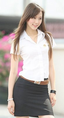PETUA NENEK: TOP 10 SEXIEST SCHOOL UNIFORM