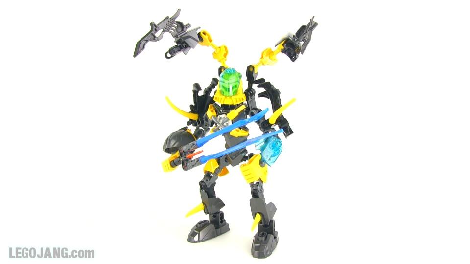 lego hero brain attack