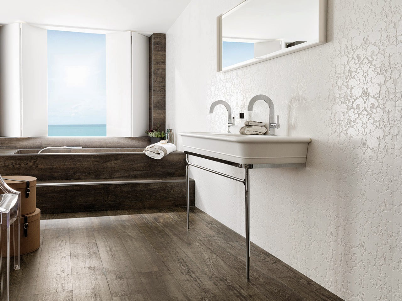 My dream 24K home with Porcelanosa