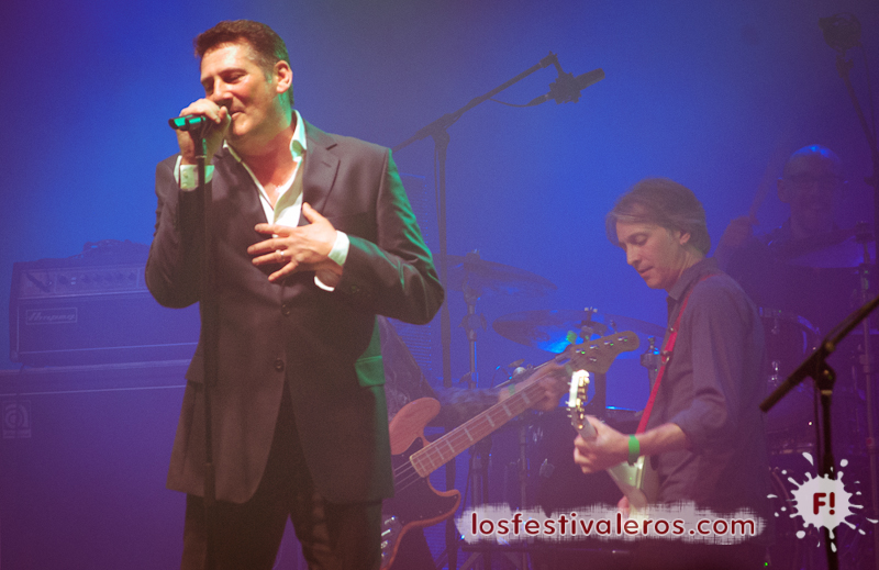 Andorra Red Music 2014: Tony Hadley