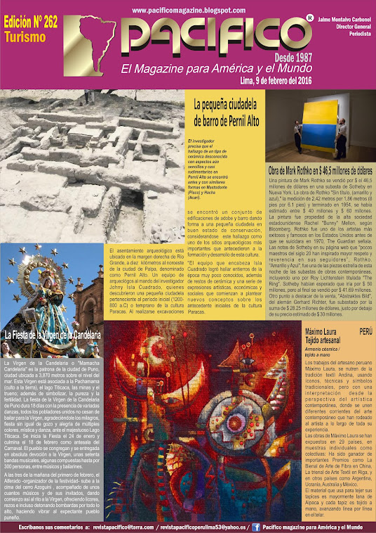 Revista Pacífico Nº 262