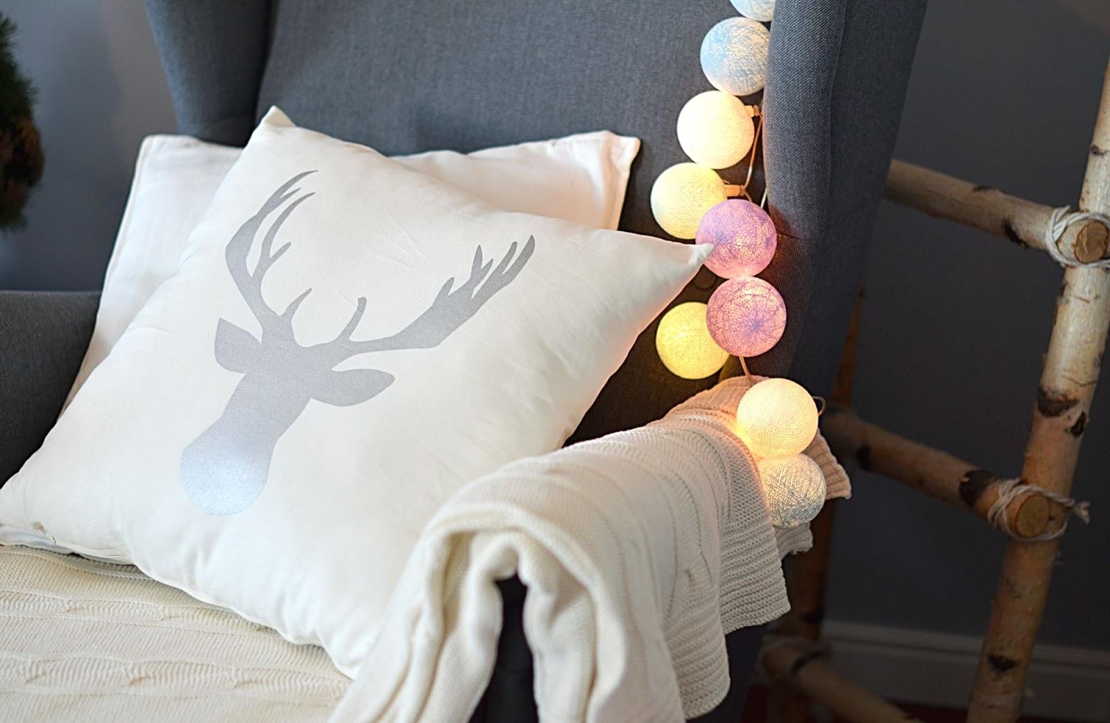 swiateczne poduszki | cammy wnetrza | cammy swieta