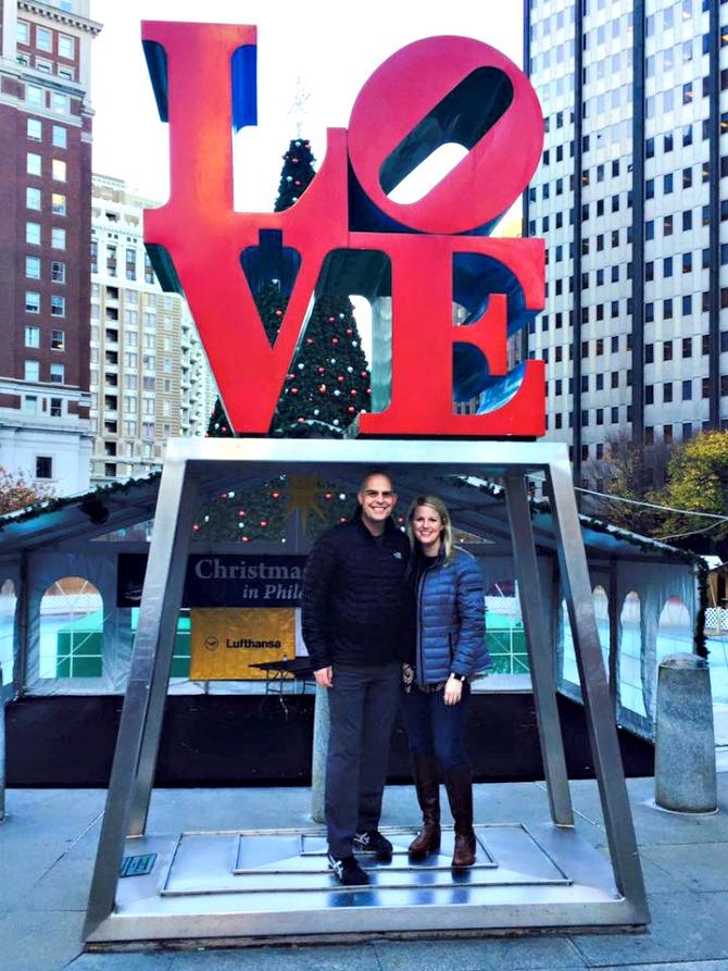 Philadelphia Love Park