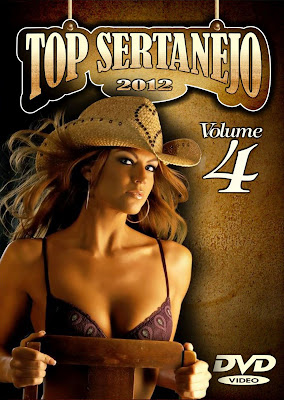 Top Sertanejo 2012 - Volume 4 - DVDRip