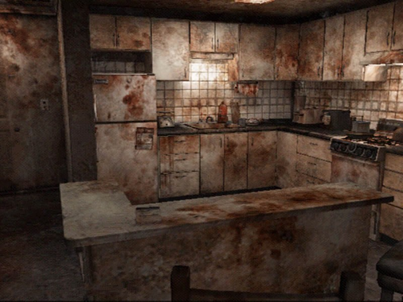 Pictures of dirty kitchens for Cocinas de restaurantes
