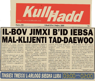 52 - John Dalli and the Daewoo Scandal