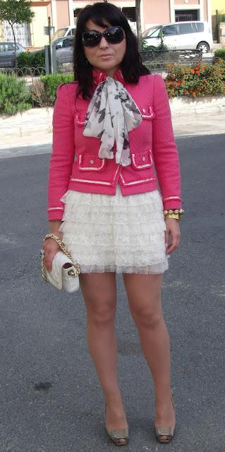 outfit+carolina+herrera+valentino+garavani