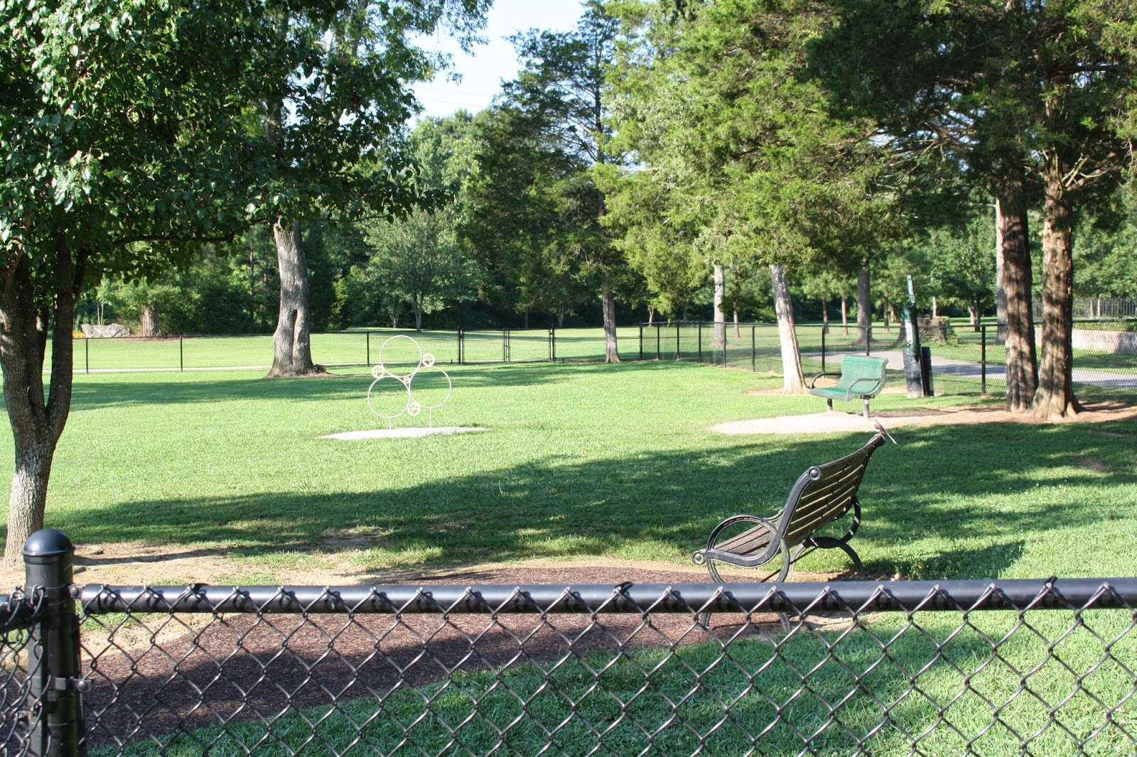 Heritage Park Chattanooga Dog Park