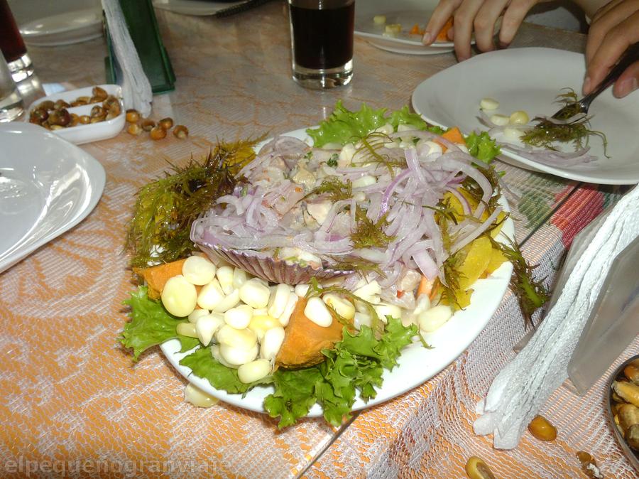 ceviche La Punta, Callao