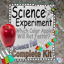 Science Fair Project - Apple