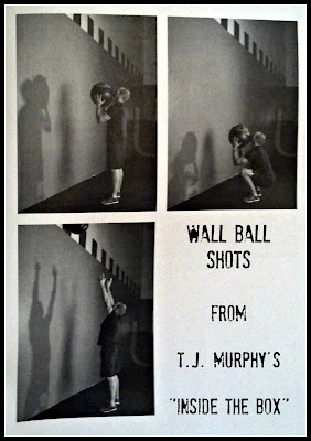 CrossFit Wall Ball Shots