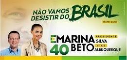 Marina Silva 40 Presidebnte