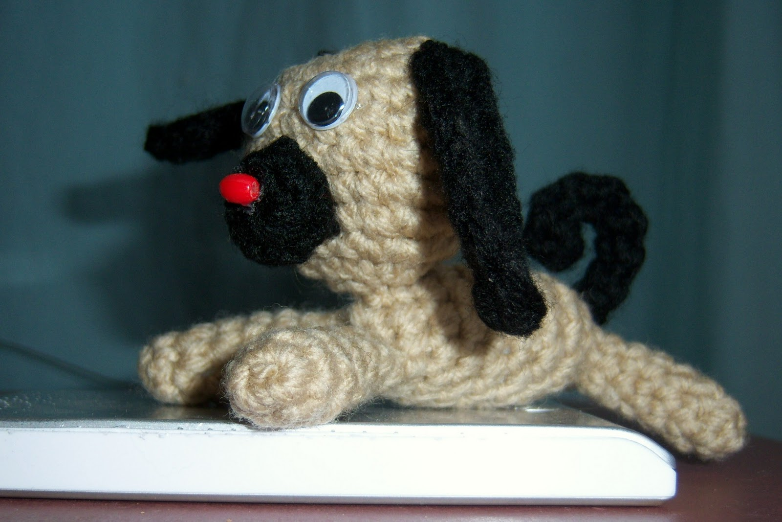 Amigurumi Pug Dog Pattern : Free Amigurumi Puppy Pattern Dog Breeds Picture