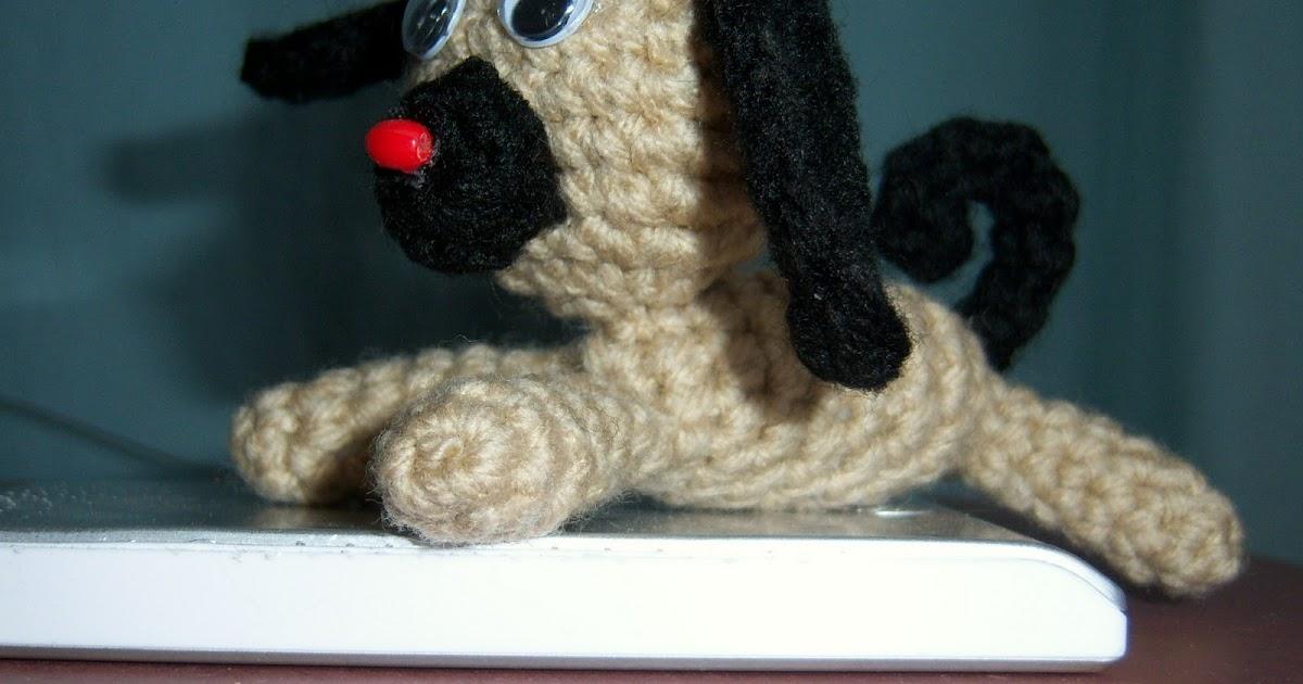 Amigurumi Pattern Lil Quack : 2000 Free Amigurumi Patterns: Little Puppy Free Amigurumi ...