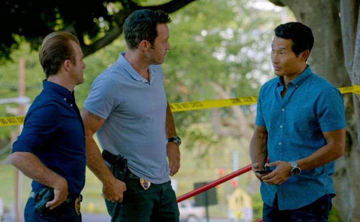 Hawaii Five-0 - Episode 5.02 - Ka Makuakane - Press Release