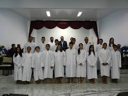 Próximo Batismo     07 de julho de 2013