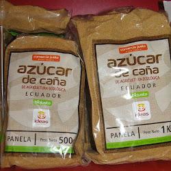 Caña de Azúcar de Agricultura Ecológica