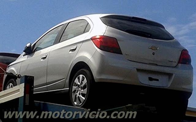 Novo Carro Chevrolet Onix