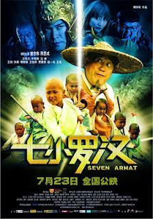 7 Vị La Hán - Seven Arhat