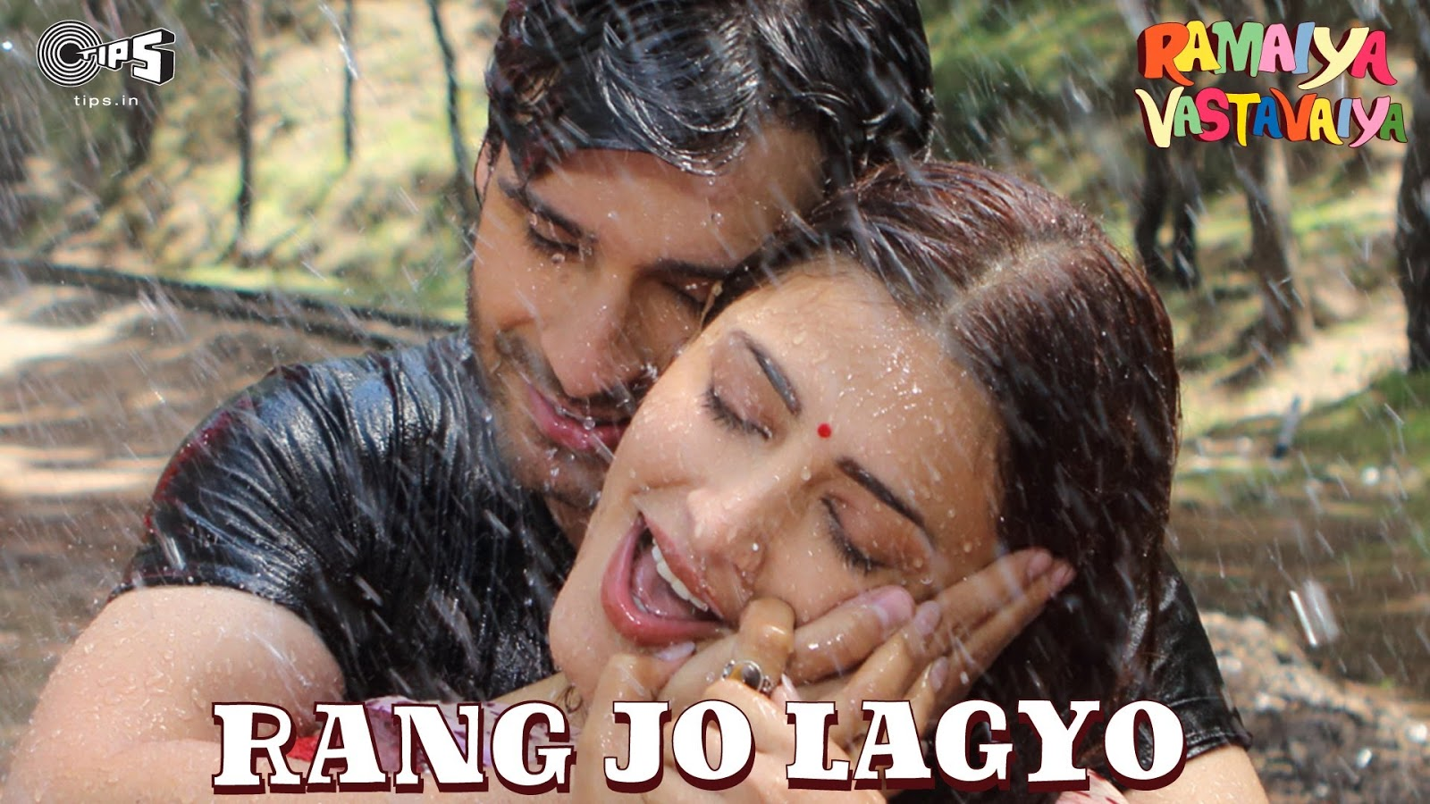 Rang Jo Lagyo Lyrics