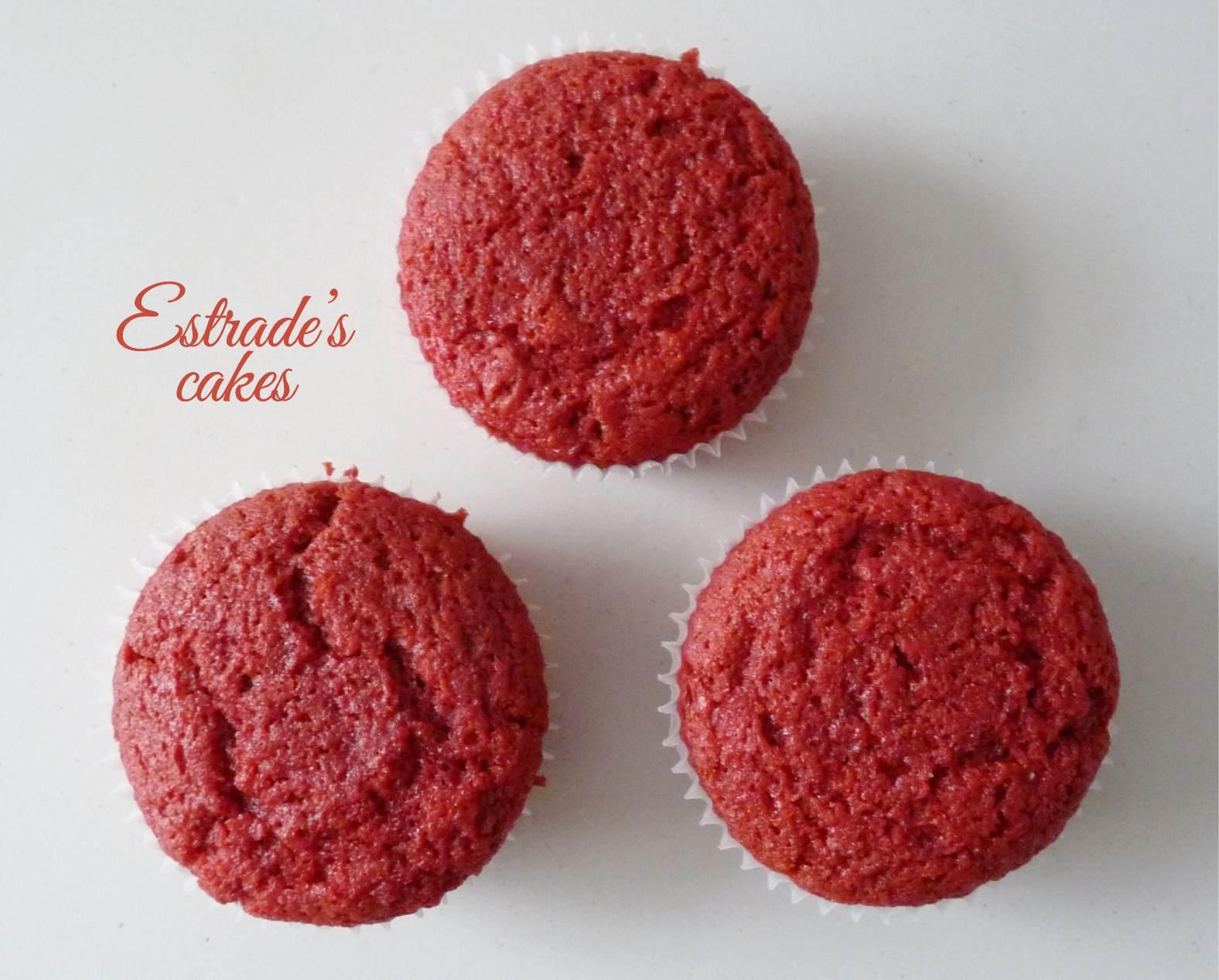 receta de cupcakes red velvet - 3