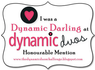Dynamic Duo Honourable Mention