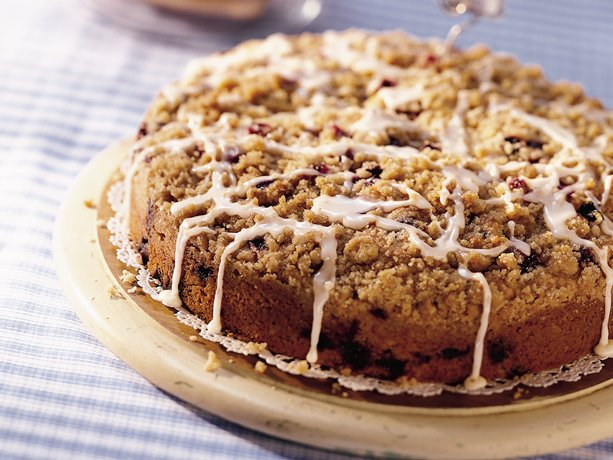 Food DJ: Coffee Cake Recipes... you don't have to drink coffee to ...