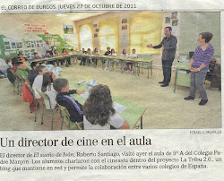 Prensa en Burgos