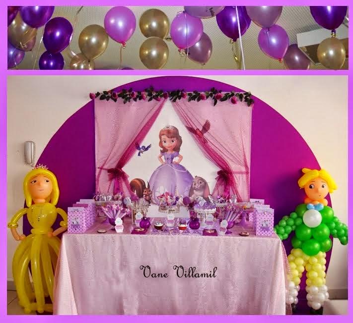 MuyAmeno.com: Fiestas Infantiles Princesa Sofia, parte 2