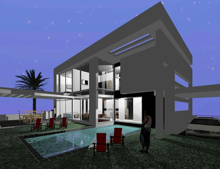 Realestate green designs house designs gallery modern for Modern exterior ideas